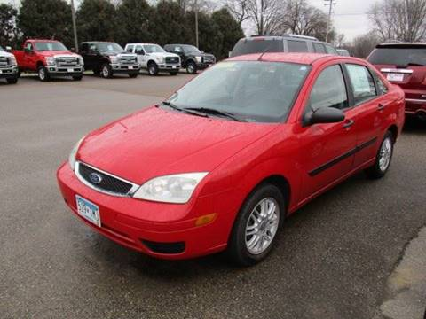2007 Ford Focus for sale in Faribault, MN