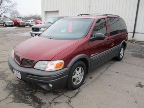 2002 Pontiac Montana for sale in Faribault, MN