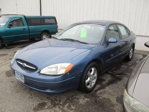 2002 Ford Taurus for sale in Faribault, MN