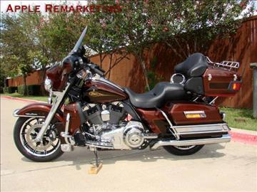 2009 Harley-Davidson FLHTCU for sale in Arlington, TX