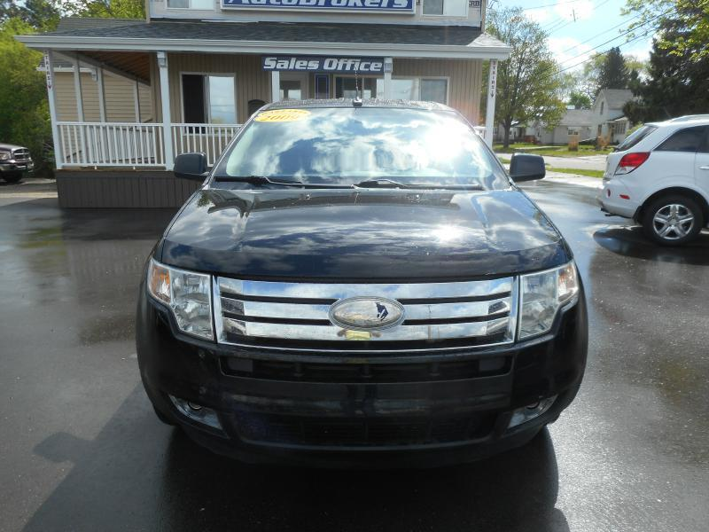 2009 Ford Edge Limited 4dr Crossover - Cadillac MI