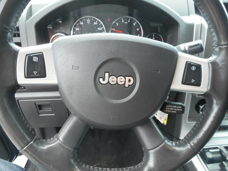 2010 Jeep Liberty 4x4 Limited 4dr SUV - Cadillac MI