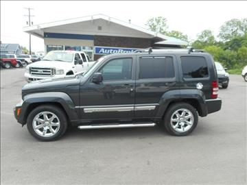 2010 Jeep Liberty for sale in Cadillac, MI
