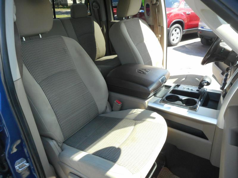 2010 Dodge Ram Pickup 1500 4x4 TRX4 Off Road 4dr Quad Cab 6.3 ft. SB Pickup - Cadillac MI
