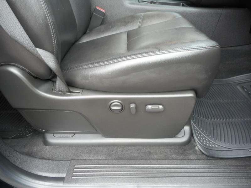 2010 Chevrolet Silverado 1500 4x4 LTZ 4dr Crew Cab 5.8 ft. SB - Cadillac MI