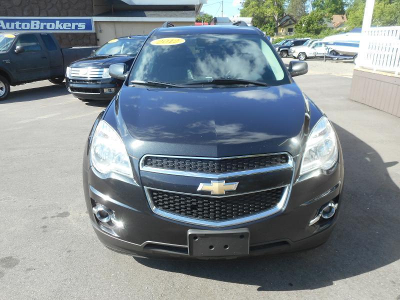 2012 Chevrolet Equinox AWD LT 4dr SUV w/ 2LT - Cadillac MI