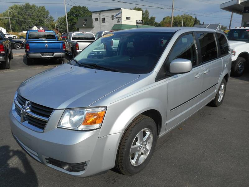 Dodge dodge 1999 caravan : 2008 Dodge Grand Caravan SXT Extended Mini-Van 4dr In Cadillac MI ...