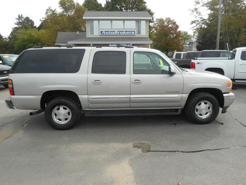 2006 GMC Yukon XL for sale in Cadillac, MI