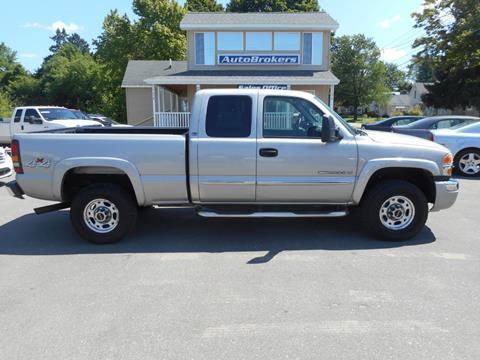2005 GMC Sierra 2500HD for sale in Cadillac, MI