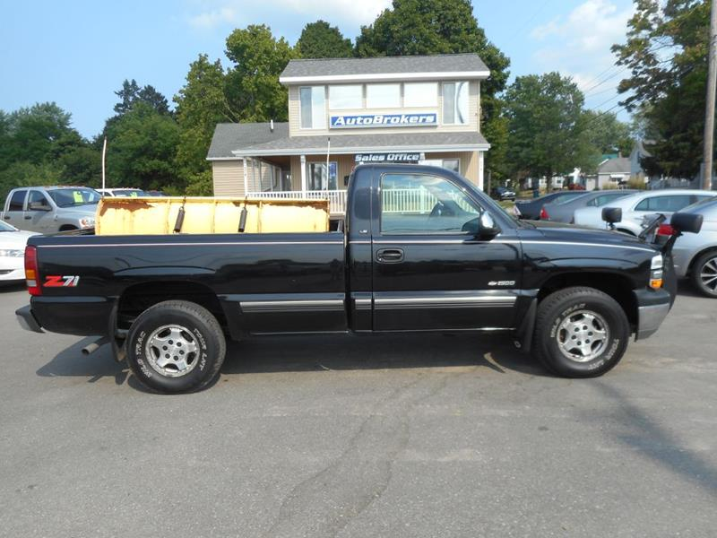 1999 Chevrolet Silverado 1500 For Sale At Autobrokers In Cadillac MI