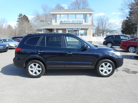 2007 Hyundai Santa Fe for sale in Cadillac, MI