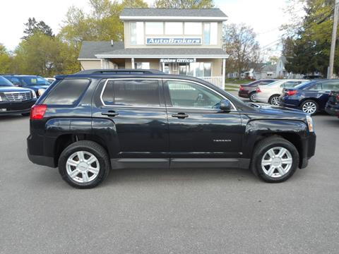 2015 GMC Terrain for sale in Cadillac, MI