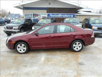 2006 Ford Fusion for sale in Cadillac, MI