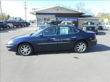2007 Buick Allure for sale in Cadillac, MI