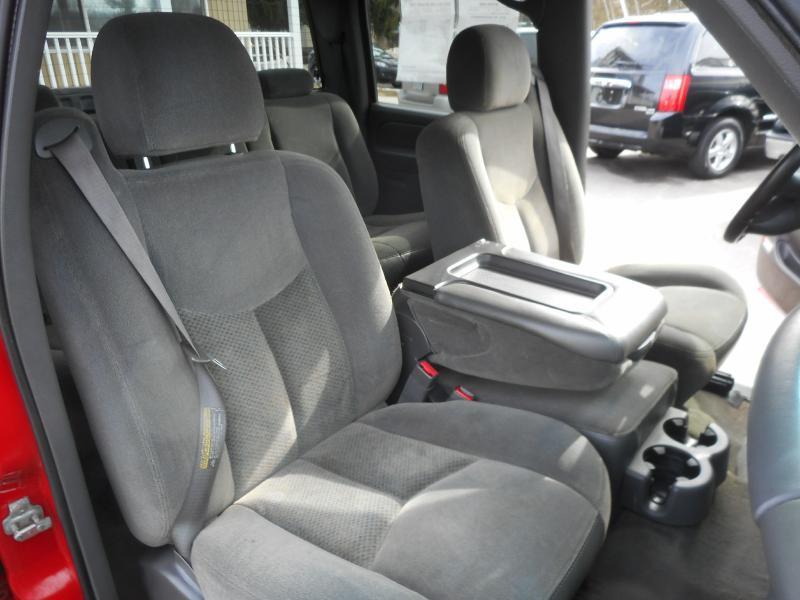 2005 Chevrolet Silverado 1500 4dr Crew Cab Z71 4WD SB - Cadillac MI