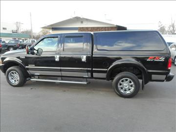 2004 Ford F-250 Super Duty for sale in Cadillac, MI