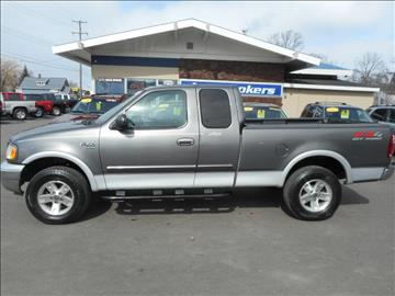 2002 Ford F-150 for sale in Cadillac, MI