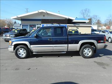 2005 GMC Sierra 1500 for sale in Cadillac, MI