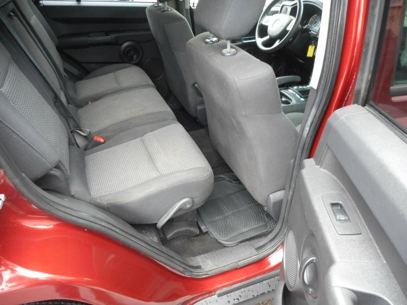 2008 Jeep Commander 4x4 Sport 4dr SUV - Cadillac MI