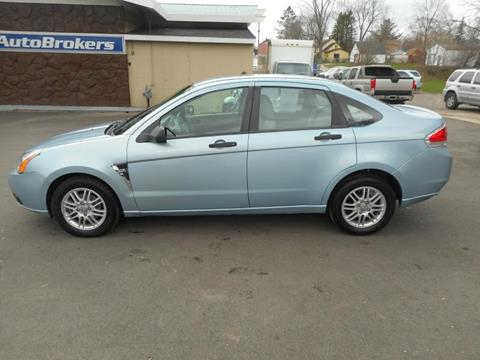 2008 Ford Focus for sale in Cadillac, MI