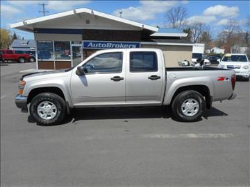 2005 Chevrolet Colorado for sale in Cadillac, MI