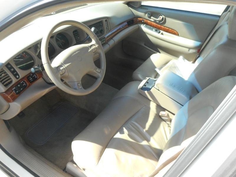 2003 Buick LeSabre Limited 4dr Sedan - Cadillac MI