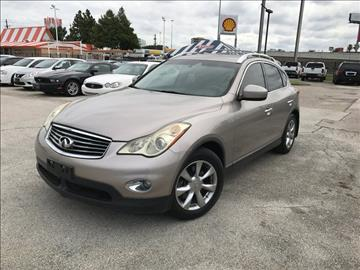 2008 Infiniti EX35 for sale in Houston, TX