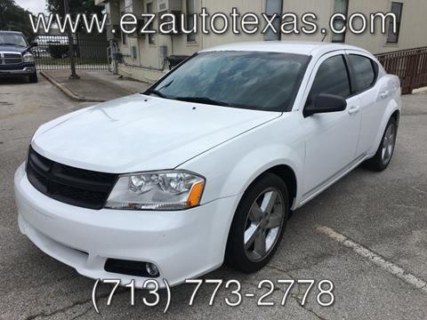 2011 Dodge Avenger for sale in Houston, TX