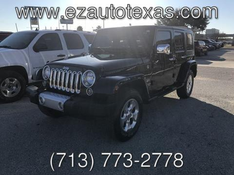 Jeep Wrangler Unlimited For Sale >> Jeep Wrangler Unlimited For Sale Carsforsale Com