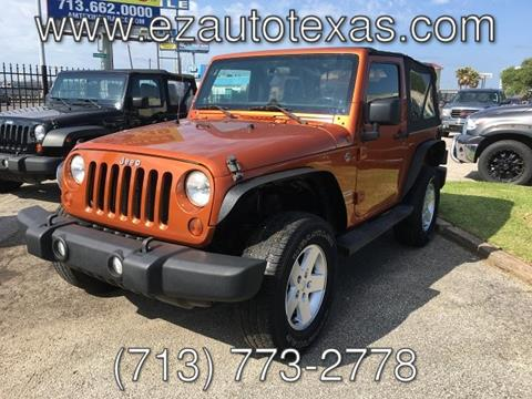2011 jeep wrangler for sale in texas. Black Bedroom Furniture Sets. Home Design Ideas