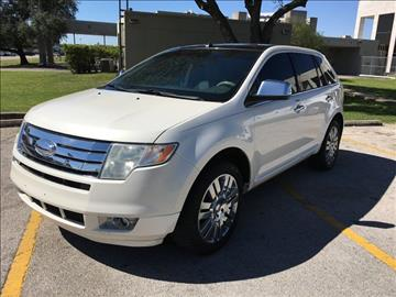 2008 Ford Edge for sale in Houston, TX