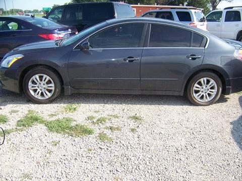 2011 Nissan Altima for sale in Lyndon, KS