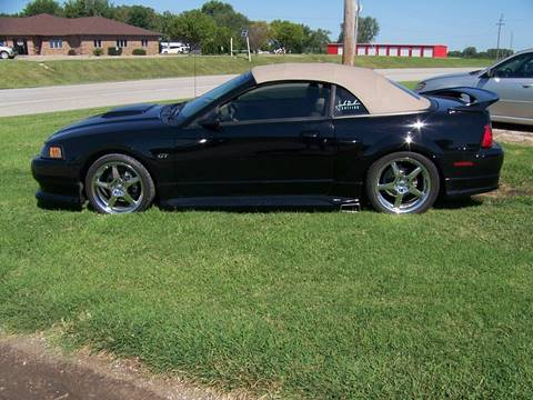 2001 Ford Mustang for sale in Lyndon, KS