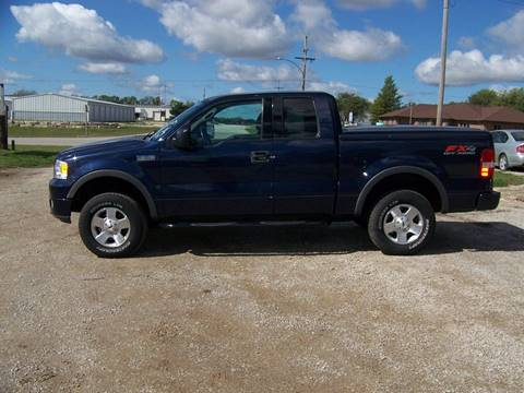 2004 Ford F-150 for sale in Lyndon, KS