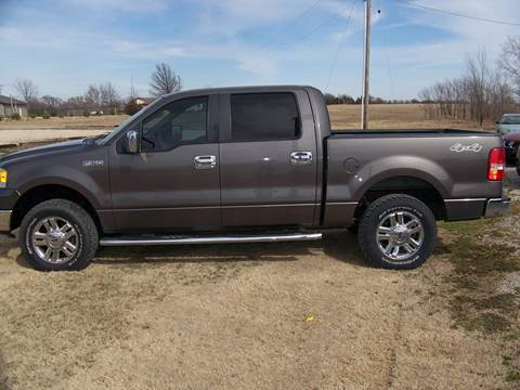 2008 Ford F-150 for sale at LYNDON MOTORS in Lyndon KS