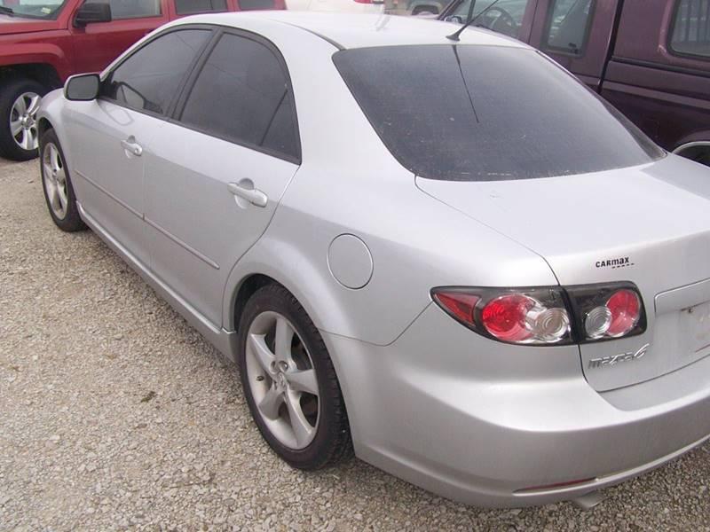 2008 mazda 6 tire size