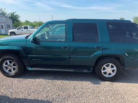 2000 GMC Yukon for sale in Lyndon, KS