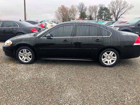 2014 Chevrolet Impala Limited for sale at LYNDON MOTORS in Lyndon KS