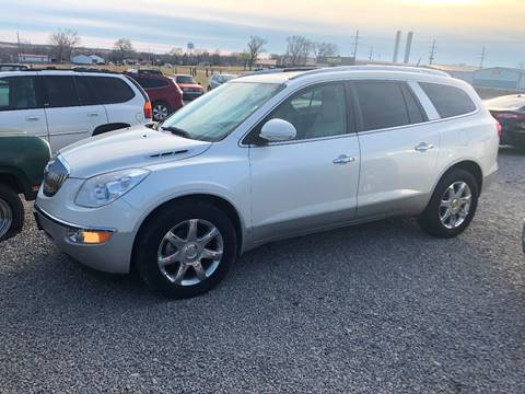 2010 Buick Enclave for sale at LYNDON MOTORS in Lyndon KS