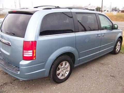 2008 Chrysler Town and Country for sale in Lyndon, KS