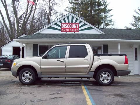 2003 Ford Explorer Sport Trac for sale in Clio, MI