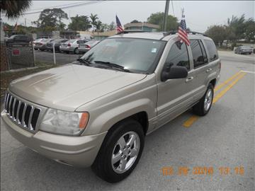 2003 Jeep Grand Cherokee for sale in Wilton Manors, FL
