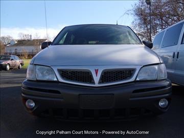 Pontiac Montana For Sale O Fallon Il