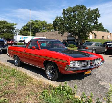 1971 ford ranchero gt for sale