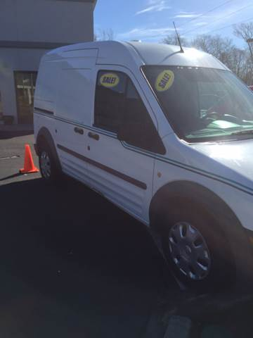 2011 Ford Transit Connect XL 4dr Cargo Mini-Van w/o Side and Rear Glass - Westhampton NY