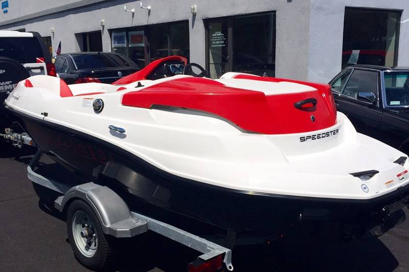 2011 Sea-Doo Speedster Red/White - Westhampton NY