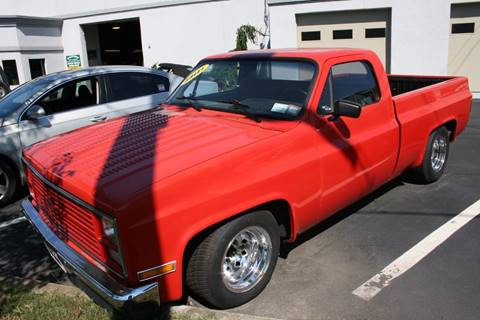 1984 Chevrolet Silverado 1500 for sale in Westhampton Beach, NY