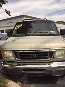 2004 Ford E-Series Cargo for sale in Westhampton Beach, NY