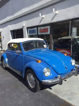1972 Volkswagen Beetle Convertible for sale in Westhampton Beach, NY