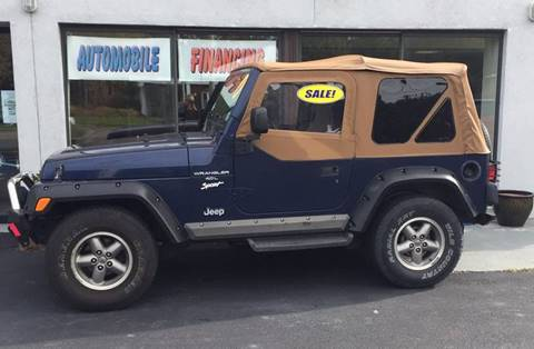 1997 Jeep Wrangler for sale in Westhampton Beach, NY